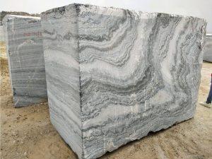 мраморный блок